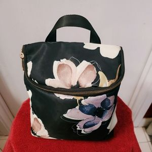 A New Day mini floral backpack